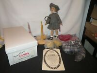 Cindy Doll Effanbee Stands Clothes Outfit Dewees Cochran Wardrobe Set Box (Z401)