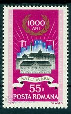 1972 Satu Mare city,Szatmárnémeti,Satmar,Sathmar,Zotmar,Romania,Mi.3051,MNH