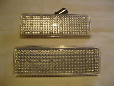 1947-1953 Chevrolet Truck LED Front CLEAR Turn Signals/Parking  Lights 24 LED,s