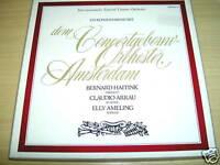 Konzertabend - CONCERTGEBOUW Orchester Amsterdam 4 LP