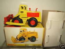 """DINKY TOYS modèle No.976 """"Michigan 180-111 tracteur Bouteur"""" VN En parfait état, dans sa boîte"""