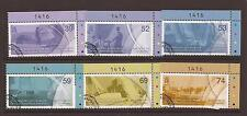 Guernsey 2012 Royal Yacht Club set of 6 fine used