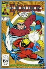 Excalibur #10 1989 Marvel Comic X-Men