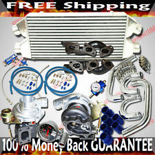 Turbo Kit TWIN GT28/30 Turbo for 90-96 Nissan 300ZX Turbo Coupe 2D 3.0L V6 DOHC