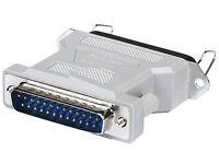 DB25 M/CN36 F Printer Adapter Parallel to Centronics Legacy Printer Adapter