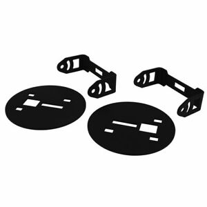 Rigid Industries 46535 Fog Light Mount Kit For 2015-2017 Chevy 2500HD 3500HD