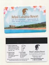 ROYAL LAHAINA RESORT------Hawaii---Room key---K-16