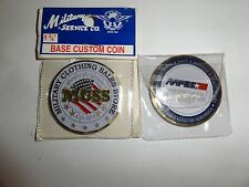 CHALLENGE COIN UNITED STATES MCCS MILITARY CLOTHING SALES STORE AAFES