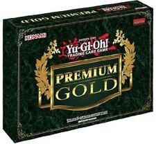 YuGiOh Premium Gold Mini Box [3 Booster Packs]