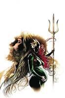 Aquaman #57 (2020 Dc Comics) First Print Rocha Cover