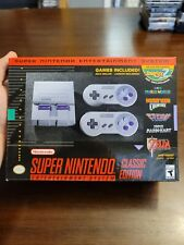 Nintendo Super NES Classic Edition Console - New In Box - Factory Packaging