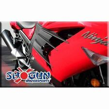 Kawasaki 2012-17 ZX14R ZX14 Shogun Frame Slider Kit Includes Spools & Bar Ends