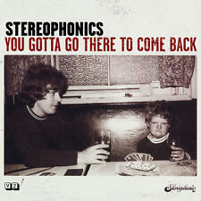Stereophonics You Gotta Go There to Come Back Double LP Vinyl European V2 2016