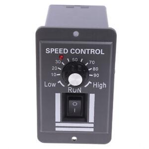 PWM DC-Motor Control Speed Controller Reversible Switch Regulator 12V 24V 36 *wk