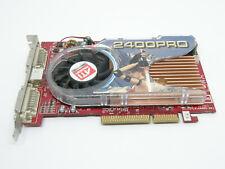 GeCube ATI Radeon HD2400 512MB AGP PC Graphics Card