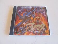 Dennin Aleste (Sega Mega CD). Excellent Shape. Japan Import. U.S. Seller.