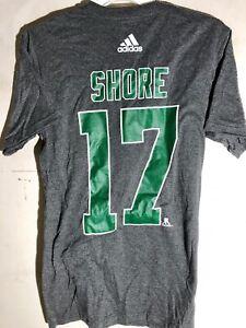adidas  NHL T-Shirt Dallas Stars Devin Shore Grey sz M