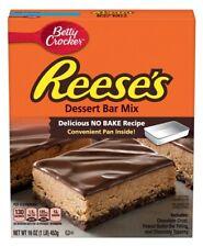 Betty Crocker Reese's Dessert Bar Mix 16 oz Box