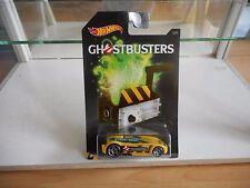 Hotwheels Ghostbusters Battle Spec in Yellow on Blister
