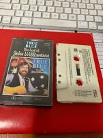 The Best Of John Williamson True Blue Cassette Tape