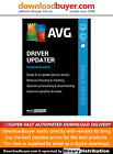 AVG Driver Updater 2021 - 3 PC - 1 Year [Download]