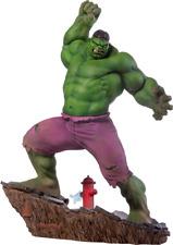 Marvel Comics Hulk Art Scale Battle Diorama Statue 1:10 Iron Studios Sideshow