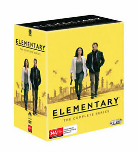 NEW Elementary DVD Free Shipping