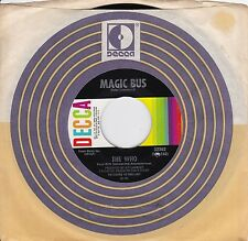 "The Who ""Magic Bus"" & ""Someone's Coming"" 1968 NM Condition R.Daltry P.Townshend"