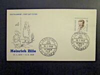 Germany Berlin SC# 9N149 FDC / Unaddressed / Cacheted (Back Sealed) - Z4615
