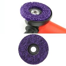 1pcs Poly Strip Disc Wheel Paint Rust Removal Clean Hardware Parts 2109