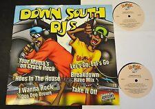 Down South DJ'S 2 LP Lil Joe 262 Self Titled
