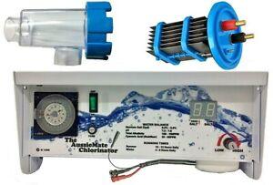 Autochlor Retrofit replacement RP30amp  SaltWater Chlorinator & Cell Aussiemate