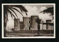Italy NAPOLI Maschio Angioino c1940/50s? RP PPC