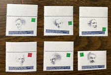 France #B649-654 MNH French Writers