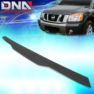 """FOR 2004-2012 NISSAN TITAN 63.66"""" TEXTURED REAR TAIL GATE MOULDING TOP COVER"""