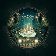 NIGHTWISH DECADES LIMITED EDITION 2 CD Digipack (New Release 2018)