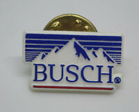 Busch Beer Logo retro Vintage Lapel Pin