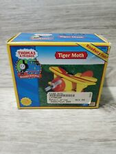 Thomas & Friends Wooden Railway Train Tank Engine Tiger Moth Bi-Plane with box