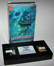 Vintage 1987 Moon in Scorpio VHS Video Cassette Trans World Entertainment - Rare
