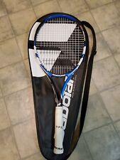 Babolat E-Sense Lite Tennis Racket 4 1/8 Full Graphite Side Woofer With Bag