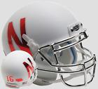 NEBRASKA CORNHUSKERS NCAA Schutt XP Authentic MINI Football Helmet