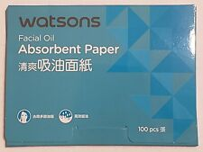 1 pack- Facial Oil Blotting paper (100 sheet) for oil control Fast Ship