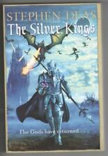 The Silver Kings by Stephen Deas (Trade Paperback) File Copy