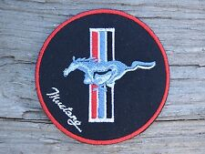 A233 ECUSSON PATCH THERMOCOLLANT MUSTANG ac cobra ford shelby gt 350 500 v8