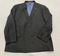 Heritage Collection Classic Fit Charcoal Blazer Jacket Mens Size UK 56R *REF153