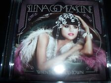 Selena Gomez & The Scene When The Sun Goes Down (Australia) CD - New