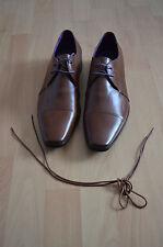 Belmondo Herren Schnürhalbschuhe Business-Schuhe Gr 41 (42 - 42,5) 659708E