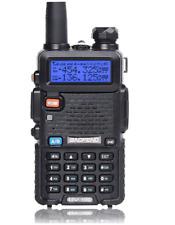 Walkie Talkie UV-5R Dual Band DTMF CTCSS DCS FM Ham Two Way Radio VOX 128 Memory