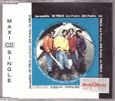 Joe Public - Live And Learn (Maxi-CD 1991)