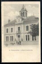 21 ENVIR. DE NUITS - MAIRIE DE COMBLANCHIEN - 1905